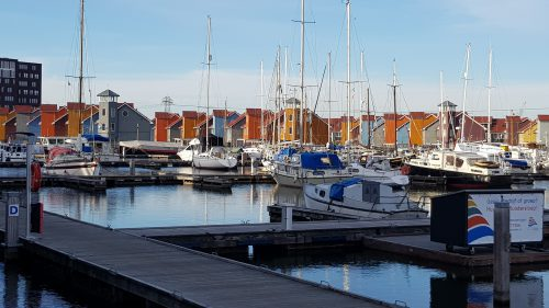 Jachthaven Reitdiep Groningen